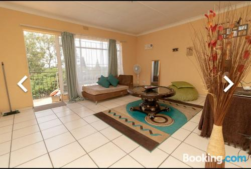 Home in Johannesburg. For 2 people.