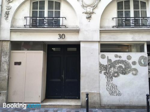 One bedroom apartment in Paris in incredible location
