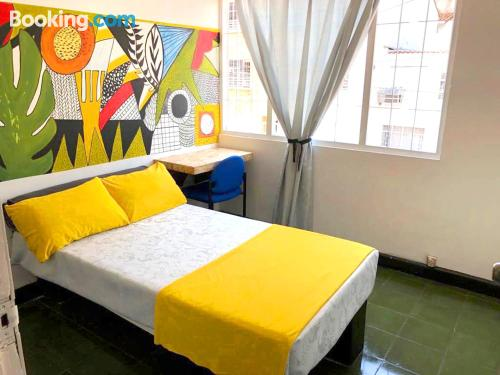 Place in Bucaramanga. Perfect for solo travelers