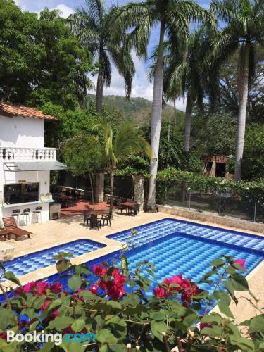 Santa Fe de Antioquia calling! With pool