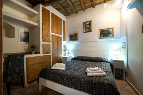 One bedroom apartment in Tivoli. Baby friendly