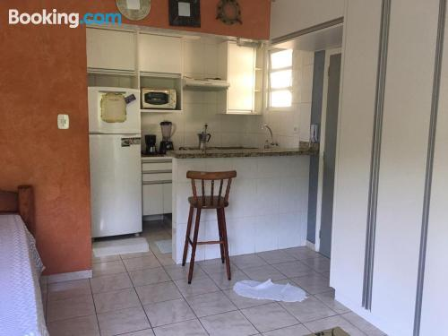 Apartamento acogedor en Santos.