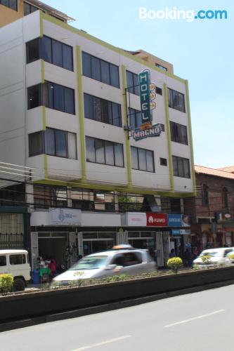 Apartamento con internet en Cochabamba