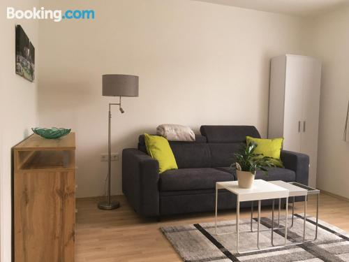 Convenient one bedroom apartment with terrace
