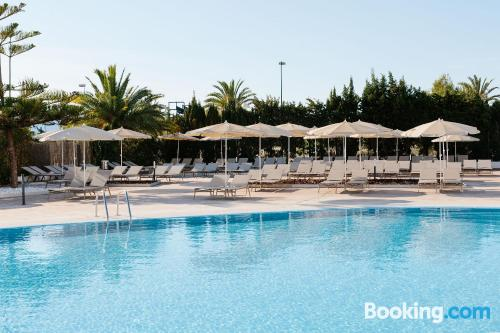 Place in Port d'Alcudia with swimming pool and terrace
