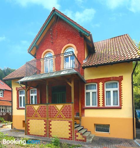 Apartment for 6 or more in Altenbrak.