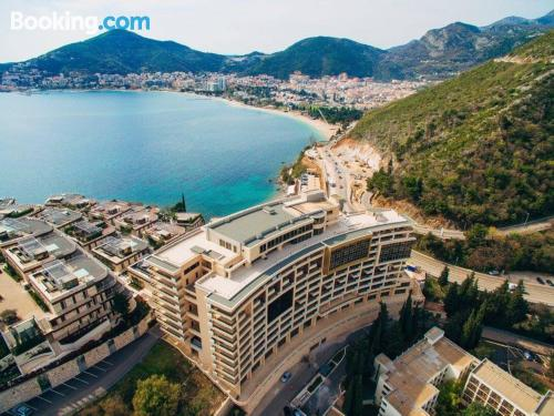 Apartment with terrace. Budva at your feet!
