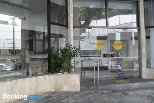 Apartamento con piscina en Salvador