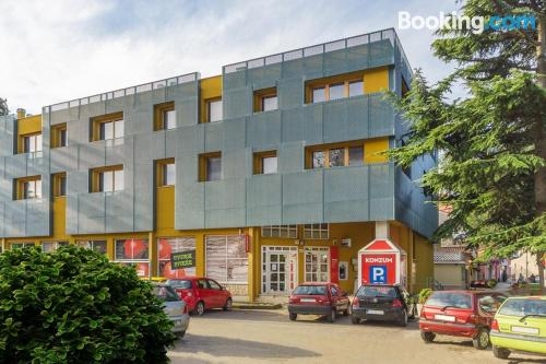 Amplio apartamento en Novigrad Istria. ¡Wifi!