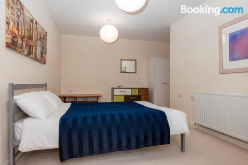Apartamento acogedor en Londres perfecto parejas.