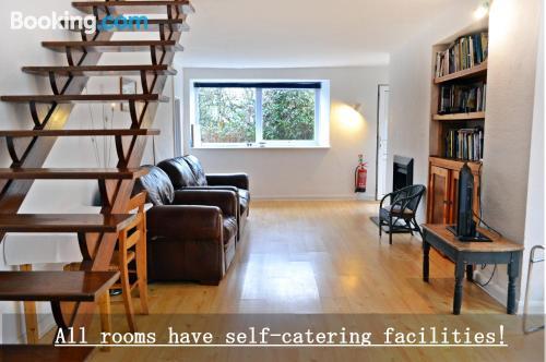 Apartamento de 22m2 en Aberystwyth. Apto para perros