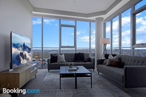 Apartamento con conexión a internet en Sidney.