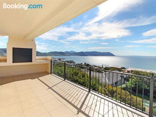 Place in Cape Town with terrace.