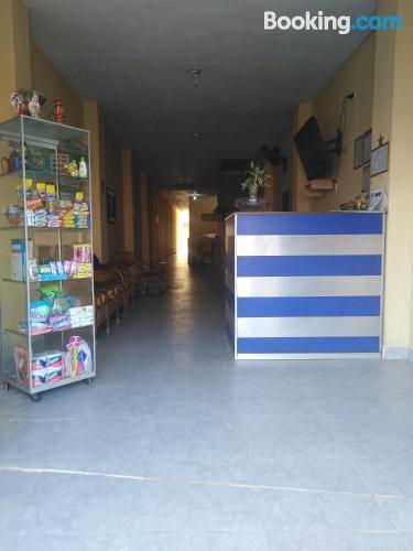 Acogedor apartamento dos personas en Iquitos.