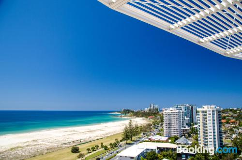 Apartment in Gold Coast with swimming pool and terrace