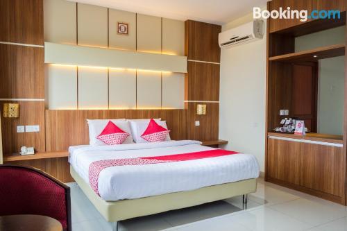 Apartamento práctico parejas en Sekupang