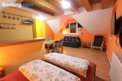 Apartamento apto para niños en Tatranská Lomnica