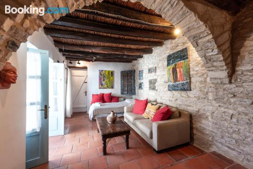 Place for couples in Kalavasos with heat