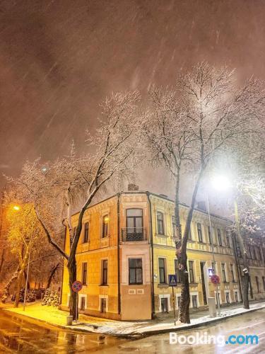 Bonito apartamento en Daugavpils. Apto para perros