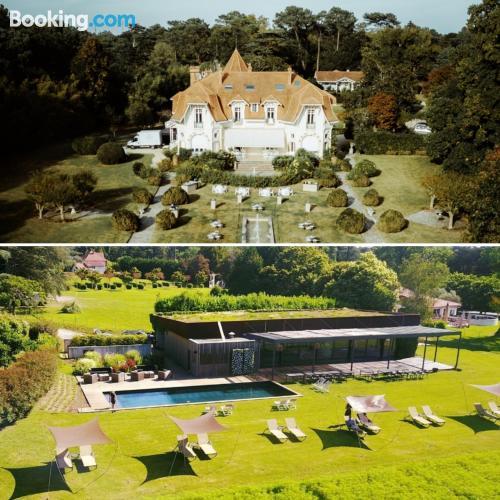 Home in Biarritz. Enjoy your terrace