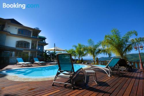 Apartamento en Anse Royale perfecto dos personas