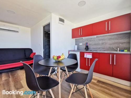 Apartamento bonito de dos dormitorios. Ideal para grupos!.
