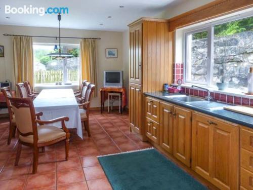 Apartment in Clonbur. Convenient for families
