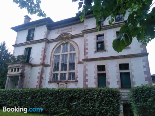 One bedroom apartment in Bayonne. For two people
