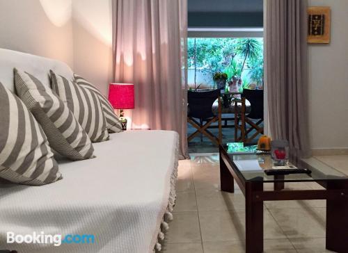 Perfecto apartamento de una habitación en Atenas