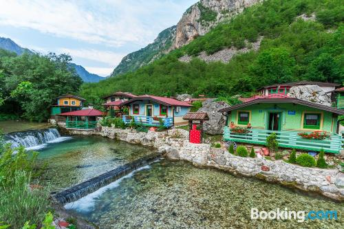 1 bedroom apartment. Enjoy your swimming pool in Konjic!