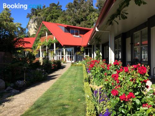 Apartment in Takaka with terrace