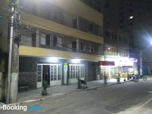 Large apartment in best location in Guarapari.