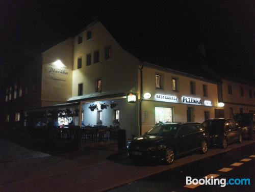 Place in Pernink with terrace and wifi.