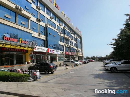 Place for two people. Rizhao calling!