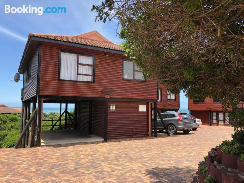 Apartment in Jeffreys Bay. Convenient for families