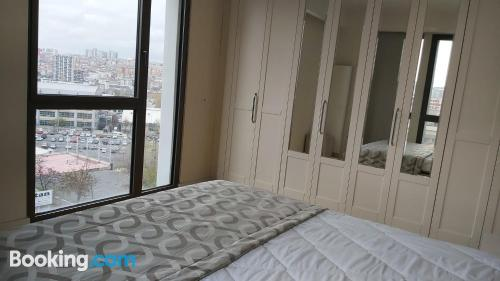 Great one bedroom apartment in Istanbul.