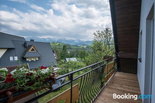 Apartamento de 40m2 en Zakopane ¡con terraza!.