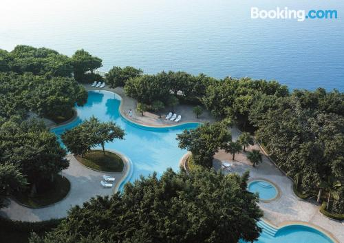 Home for 2 in Beihai with swimming pool