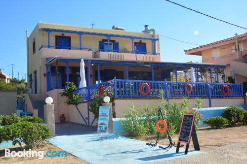 1 bedroom apartment in Vagia. For 2
