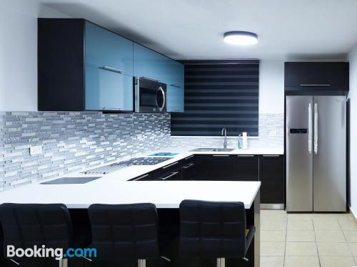 Apartment for families. Air-con!.