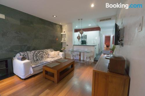 Apartment for couples in Seville.
