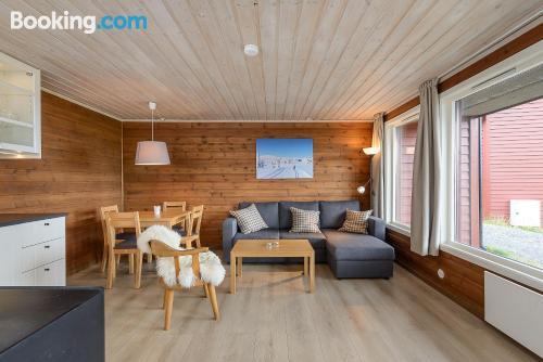Apartamento en Lillehammer con terraza y conexión a internet