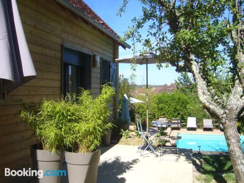 Cot available. . Enjoy your pool in Carennac!.