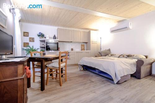 Apartamento para dos personas con internet