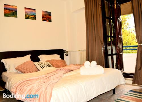 Place with two rooms in Bucharest.