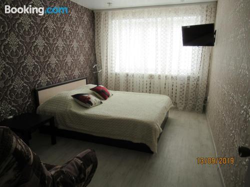 One bedroom apartment apartment in Dzerzhinsk. Air-con!.