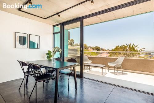 Apartamento para dos personas en Ciudad del Cabo.