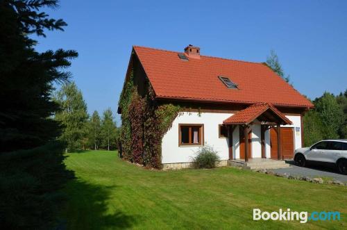 Home in Kudowa-Zdrój. Terrace!.
