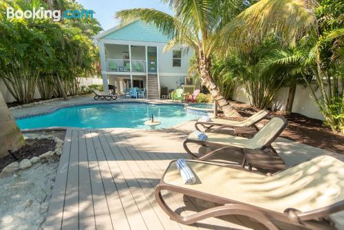 Apartment in Anna Maria with wifi.