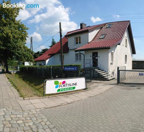 Apartamento con internet en Opole.